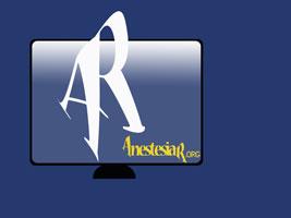 2º Logo de AnestesiaR (Febrero 2009)