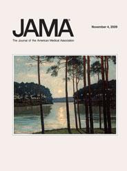 Portada JAMA 4 Noviembre 2009
