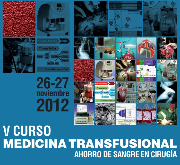 Medicina transfusional 2012