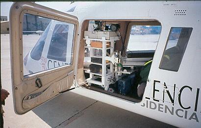 Ilustración 2. Helicóptero sanitario Comunidad Valenciana (2)