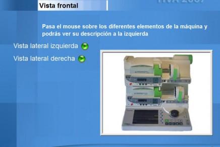 Programas de Simulación para TIVA