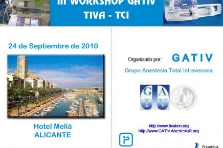 Examen III Workshop GATIV TIVA -TCI 2010