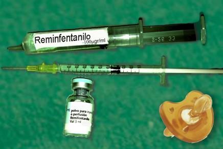 Intubación con Remifentanilo Intranasal y Sevorane en niños