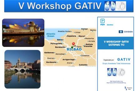 Ponencias V Workshop GATIV 2012