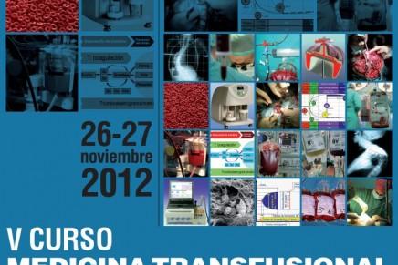 V Curso de Medicina Transfusional