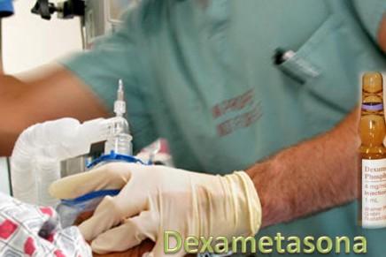 ¿Es útil la dexametasona en Anestesia?