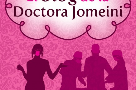 La Dra Jomeini publica su libro