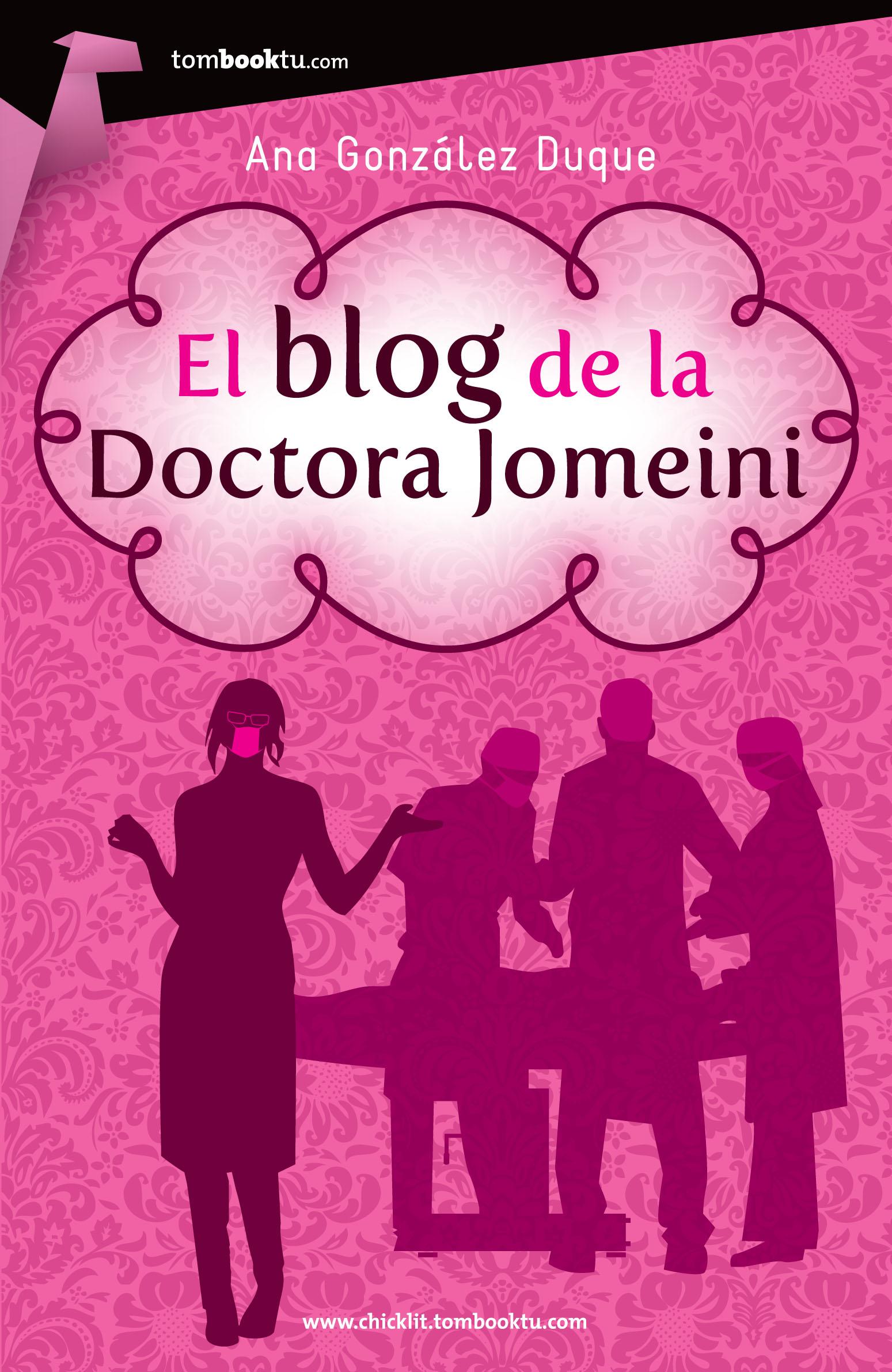 Blog de la Dra Jomieni, el libro
