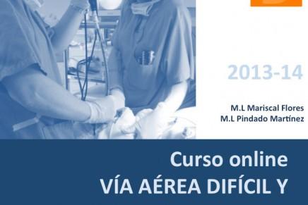 Broche final al Curso de Vía Aérea Difícil de AnestesiaR 2013/14