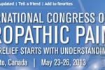 Anestesiar en el 4º Congreso Internacional de Dolor Neuropático #neupsig