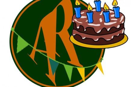 Ven a la fiesta del 5º aniversario de AnestesiaR