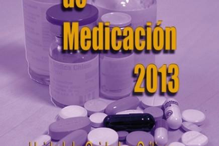 AnestesiaR lanza la Guía de Medicación 2013 Unidad de Cuidados Críticos y sortea 2 ejemplares