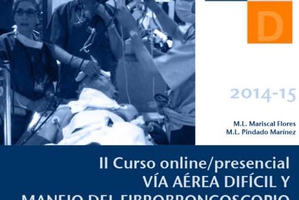 II Edición del Curso Online/presencial de Vía Aérea Difícil de AnestesiaR