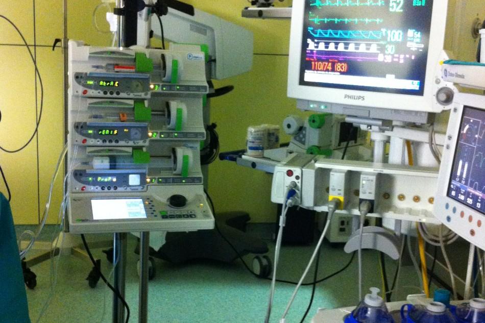 Apuntes sobre Anestesia Total Intravenosa (TIVA – TCI)