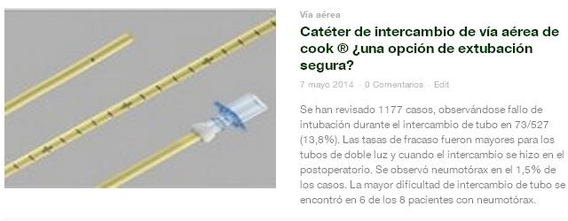 cateter cook