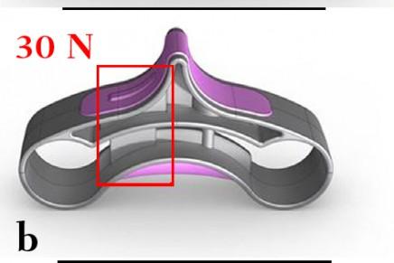Dispositivo de retroalimentación táctil para la aplicación de la maniobra de Sellick