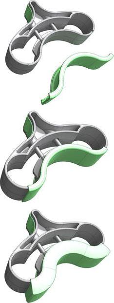 Figura 3 - almohadillas
