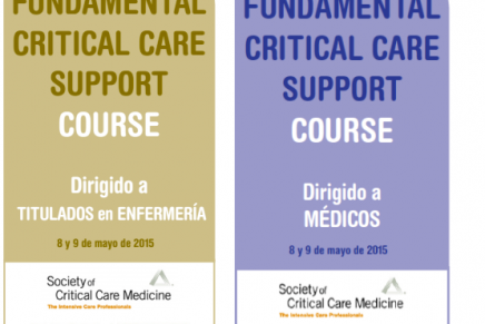 Curso de atención inicial al paciente crítico o potencialmente crítico, de la Sociedad Americana de Cuidados Críticos