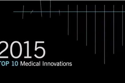 TOP 10 en innovaciones médicas para el 2015