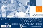 Nueva edición del Curso de Vía Aérea Difícil AnestesiaR