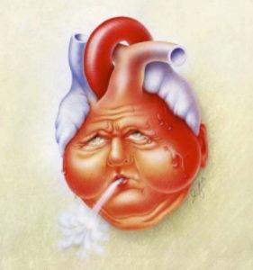 corazón cansado