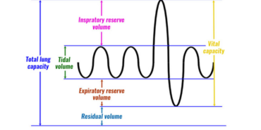 volumen tidal