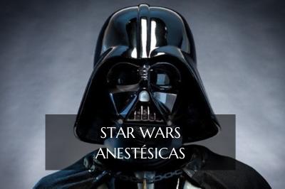 Star Wars anestésicas